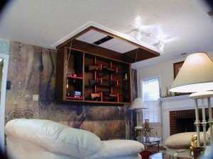 Exceptionnel Fold Down Ceiling Storage