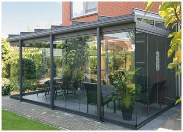 loft extension stairs ideas - Plexiglass